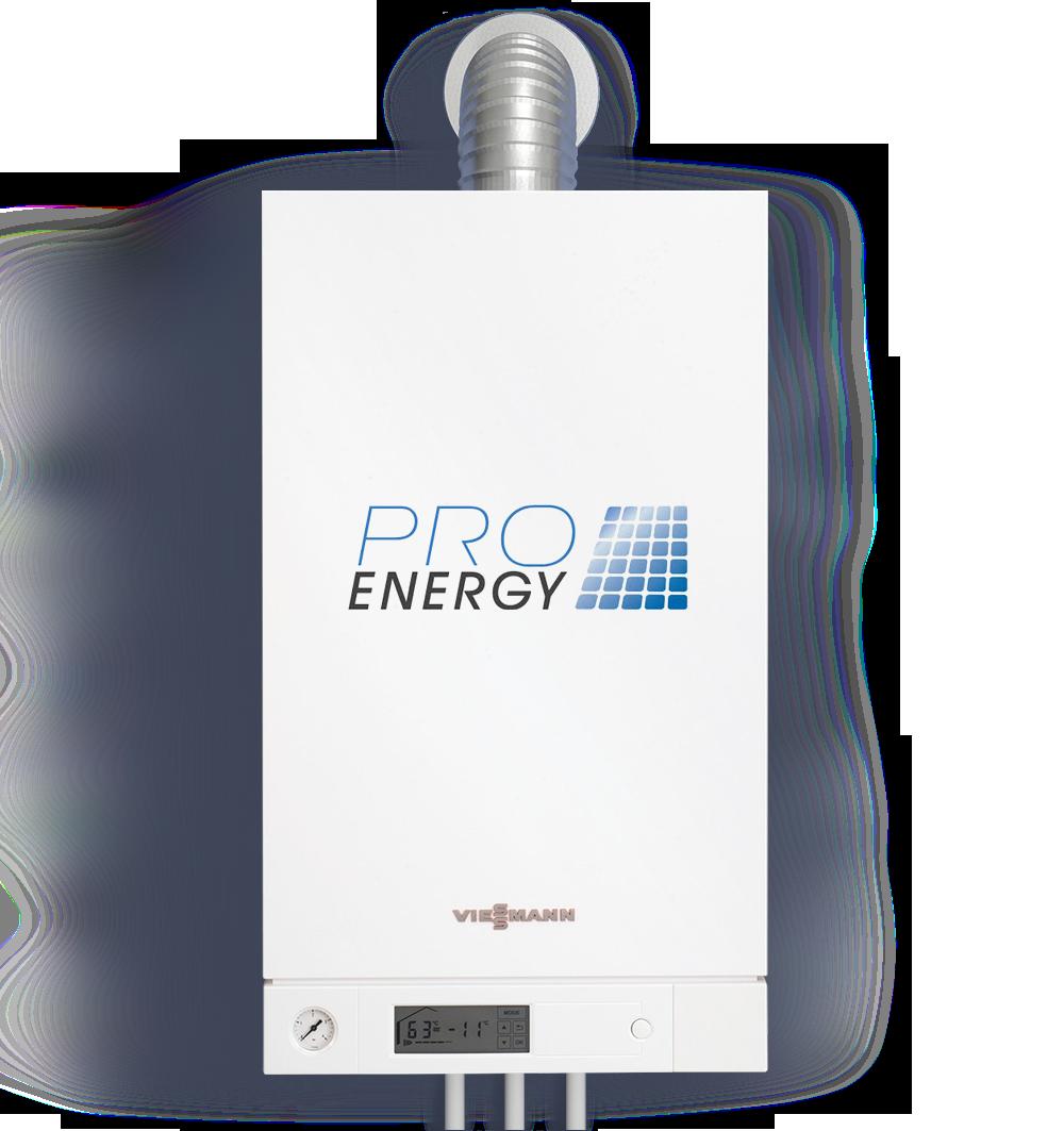 ProEnergy - autoryzowany serwis urządzeń grzewczych firmy VIESSMANN